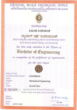Backdated Certificates With Verification In Bangalore In