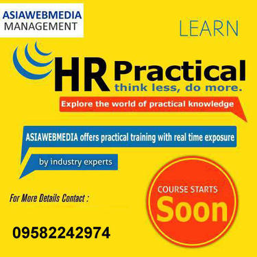 Certification Training In HR Generalist - Management Course In AIIMS ...