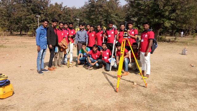 INDIA BEST LAND SURVEYOR GPS TOTAL STATION COURSE IN AJMER