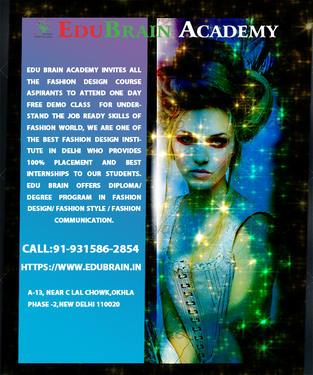 Fashion Design College Delhi Ncr Fashion Technology Course In Faridabad Delhi Click In