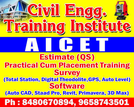 CIVIL ENGINEERING PRACTICAL AND PLACEMENT TRAINING - Professional