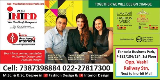 Fashion Designing Courses In Mumbai Best Fashion Designing Interior Designing Course In Vashi Mumbai Click In