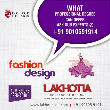 Fashion Design Courses In Lakhotia College Of Design Fashion Technology Course In Banjara Hills Hyderabad Secunderabad Click In