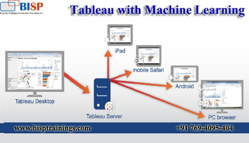 Tableau With Machine Learning Online Training - Teaching Course In