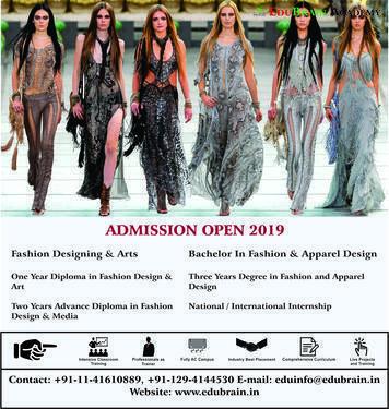 Fashion Designing Courses In Delhi Fashion Technology Course In Okhla Indl Area Delhi Click In