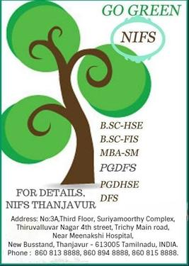 NIFS FIRE AND SAFETY INSTITUTE THANJAVUR - Professional