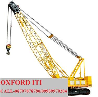 CRAWLER CRANE HYDRA CRANE COURSE IN TRICHY JAIPUR 7004622372