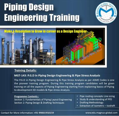 Piping Design Courses For Mechanical Engineers Career Counseling Course In Kochi Cochin Ernakulam Click In