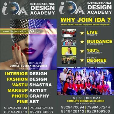 Ida International Design Academy Interior Designing Course In Jabalpur Jabalpur Click In