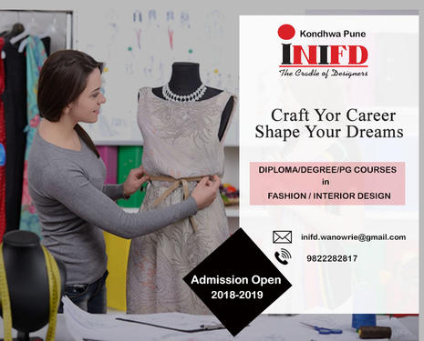 Admission Open 2018 Inifd Fashion Designing Academy In Pune Interior Designing Course In Kondhwa Pune Click In