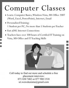 VK Mystic Tech COMPUTER AND CAREER COUNSELING @ VK - Career
