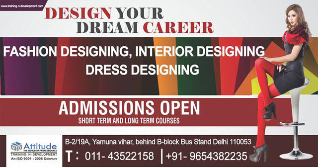 Fashion designing short term courses in delhi 42