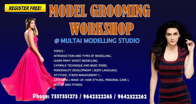 Modelling Training Classes Courses Institutes In Hyderabad - Fashion