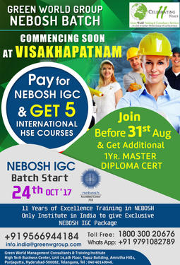 Happy To Announce About Our New Branch In Visakhapatnam Fire