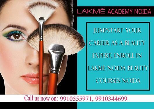 Lakme Academy Noida For Makeup Courses - Cosmetology Course In Noida