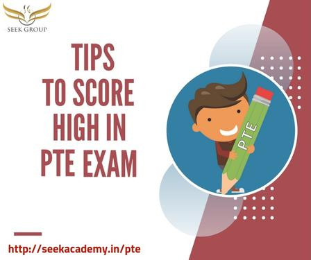 How To Score High In PTE Exam - Professional Course In Tilak Nagar
