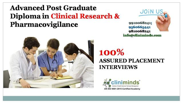 Cliniminds Clinical Research Pharmacovigilance Courses
