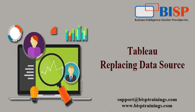 Tableau Replacing Data Source - Teaching Course In Aarey Milk Colony