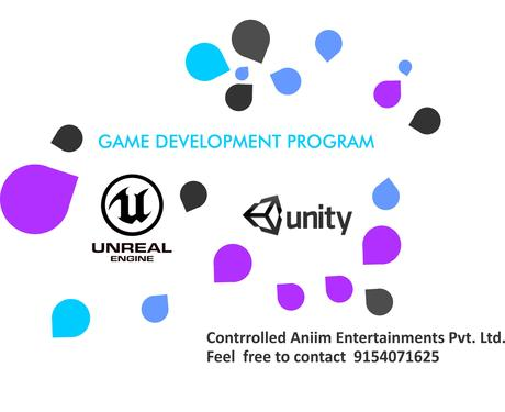Unity3D Training In Hyderabad - Game Design Course In Ameerpet