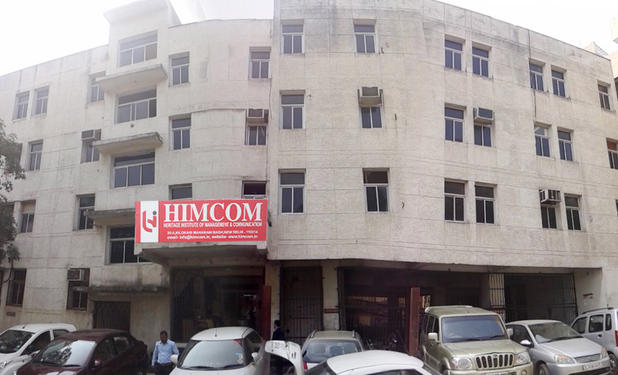 Heritage Institute Of Management & Communication - Journalism Course