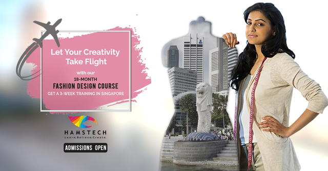 Make It Big In Designing Join Fashion Design 18month Course Fashion Technology Course In Chinthal Hyderabad Secunderabad Click In