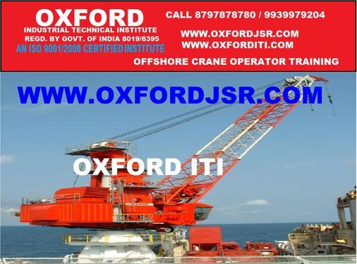 Offshore Crane,mobile Crane,tower Crane Training In Mumbai
