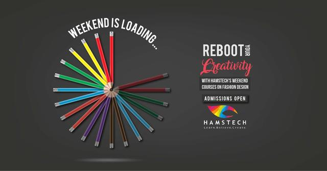 Join Hamstechs Fashion Design Weekend Course Now Fashion Technology Course In Balkampet Hyderabad Secunderabad Click In