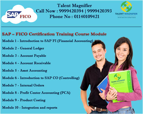 Learn SAP FICO Training Course Get Practical And Advanced