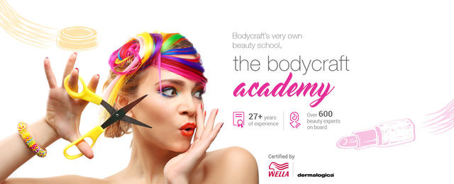 Hair Styling And Beauty Courses @ Bodycraft Academy - Beauty Culture