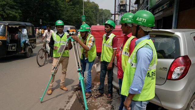 The Best Land Surveyor & GPS Training Course In Banglore