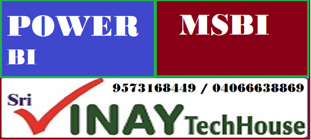 Best Power Bi Training In Hyderabad Class Room Online Teaching