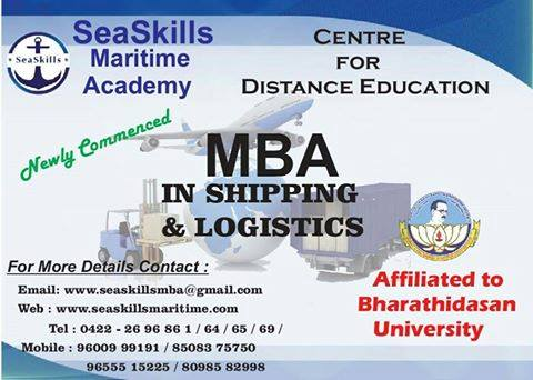 Logistics In Coimbatore