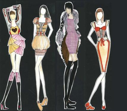 Fashion Designing Institutes In Surat Fashion Technology Course In Godhod Road Surat Click In