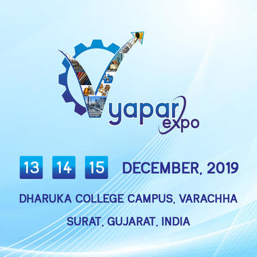 Vyapar Expo Surat On 13 To 15 December 2019 - Event Services