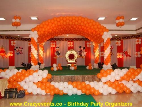 Flowers Decorations Balloon And Stage Decoration Services