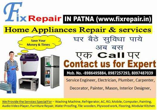 Refrigerator Repair Near Me Electronics Appliances Repair Services In Mithapur Patna Click In
