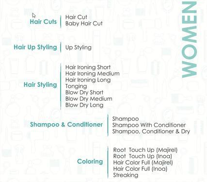 Best Hair Salon And Spa Services In Hyderabad Guntur Hyderabad