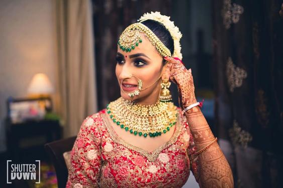 Are you looking for bridal makeup artist in Delhi