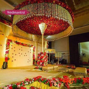 Marriage Flower Stage Decoration Wedding Planner In Tiruvallur