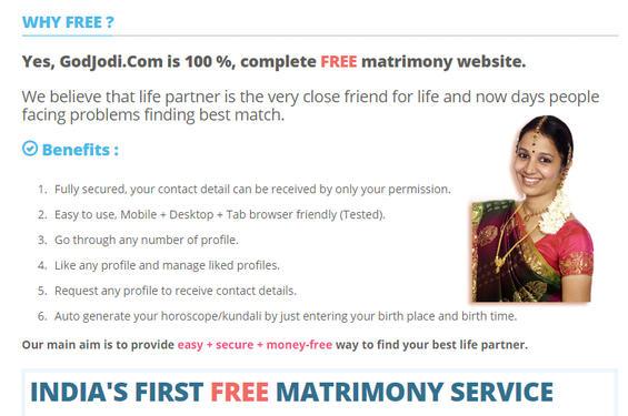 FREE MATRIMONY Access Millions Of Singles - Matrimonial