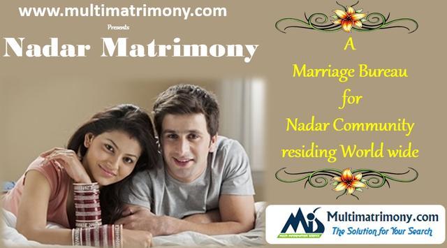 Nadar Matrimony Services | Nadar Brides And Grooms - Wedding