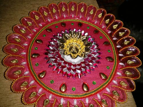 Aarthi Plates For Sale/rent & Navratri Return Gifts - Marriage ...
