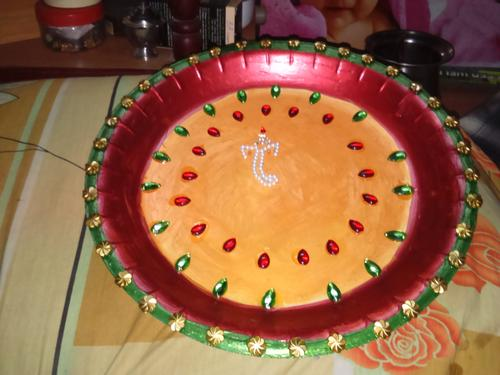 Aarthi Plates Available For Recent Prices For Wedding - Wedding ...