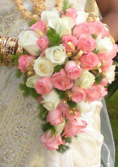 Bridal Bouquet Fresh Flowers Just For Rs 1500 Wedding