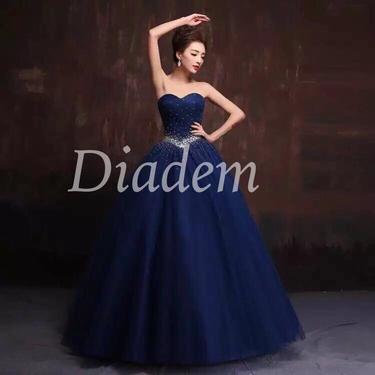 Shop Best Crystal Wedding Gowns In Chennai@Diadem Bridal - Marriage ...