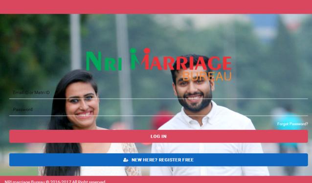 NRI matchmaking Mumbai online dating gjennomsnittlig responsrate
