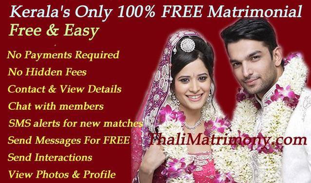 100 free matrimonial websites