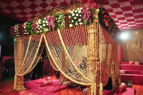Wedding Mandap Decoration Badhaai Ho 7539862184 Wedding Planner