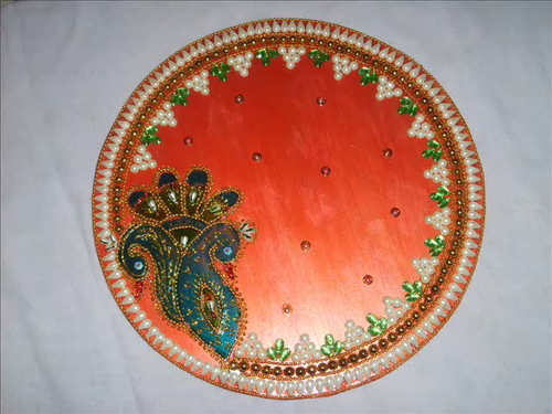 Aarathi plates for mappillai alaipu wedding gifts cards for Aarthi plates decoration