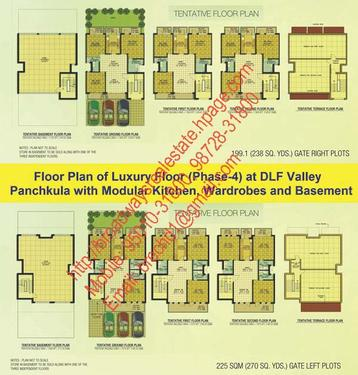 Dlf Floors Panchkula Dlf 3bhk Floors Dlf Valley Panchkula 3 Bedroom Bhk Apartment For Sale In Panchkula Chandigarh Click In